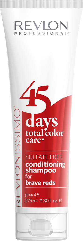 45 Conditioning Shampoo-Brave Reds