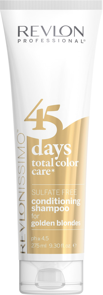 45 Conditioning Shampoo-Golden Blondes