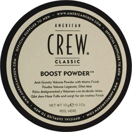 AC Boost Powder